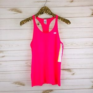 NWT Champion Duo Dry Hot Pink Razorback Tank